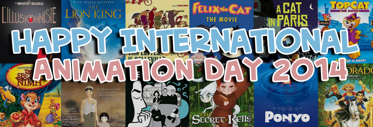 International Animation Day