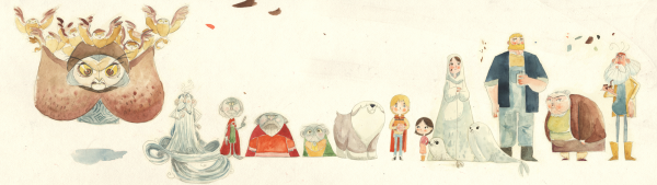 Song of the Sea Lineup Art