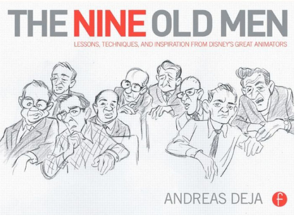 The Nine Old Men Cover