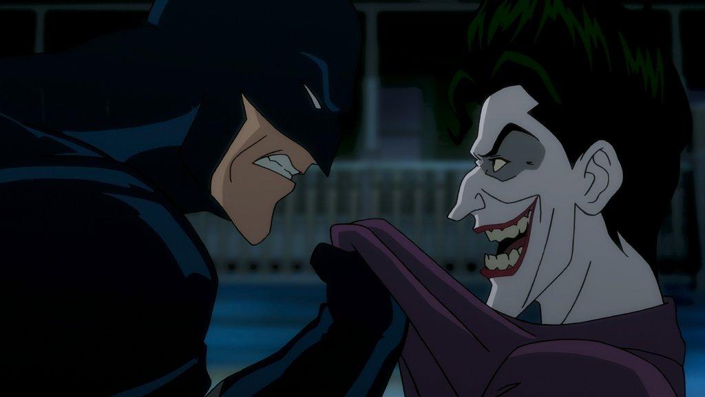 Mark Hamill Returns Batman: The Killing Joke