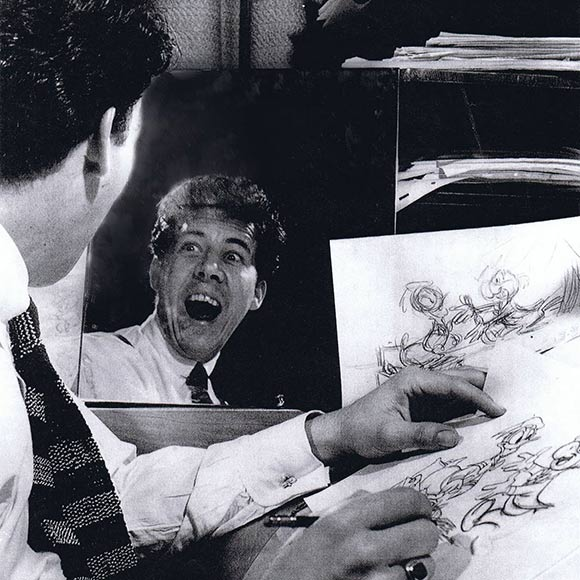 Disney Animator Fred Moore