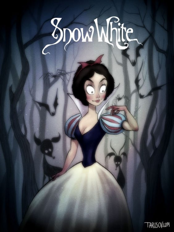 TimBurton-SnowWhite