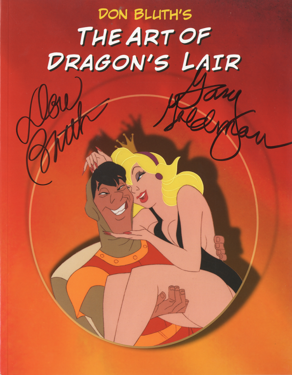 The Art of Dragon's Lair
