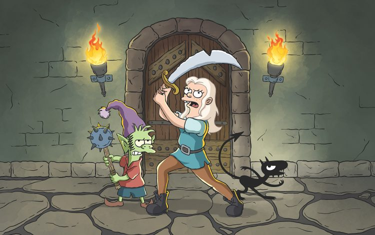 Disenchantment - First Look