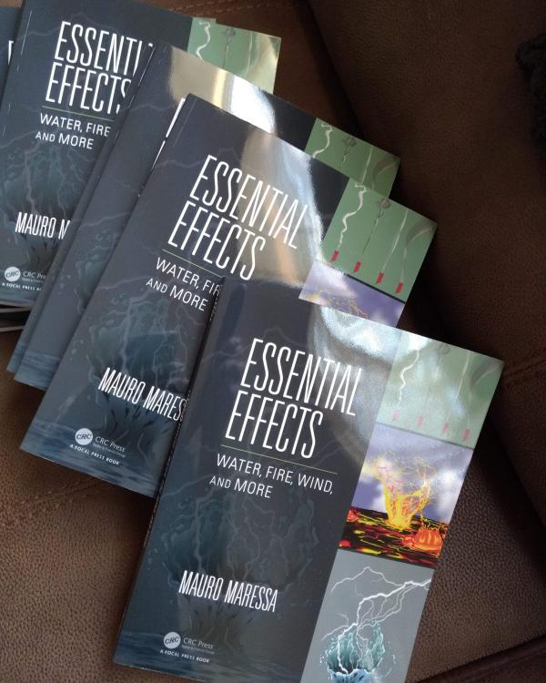 Essential Effects by Mauro Maressa