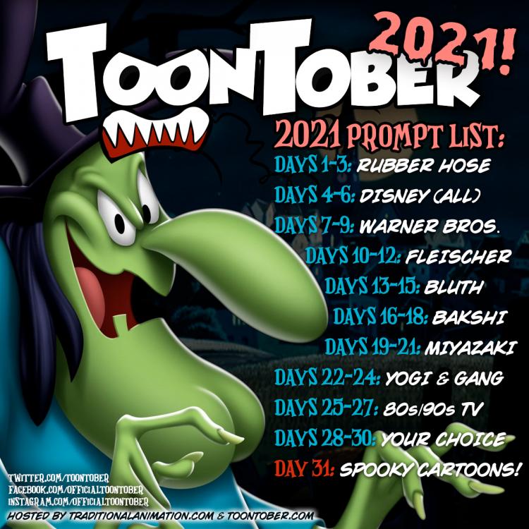 ToonTober 2021